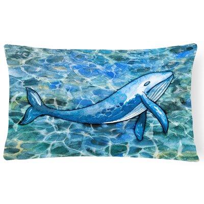 Colerane Humpback Whale Lumbar Pillow