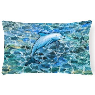 Colhaven Dolphin Lumbar Pillow