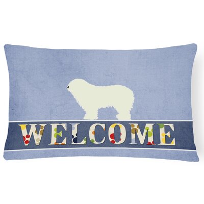 Eckard Komondor Welcome Lumbar Pillow