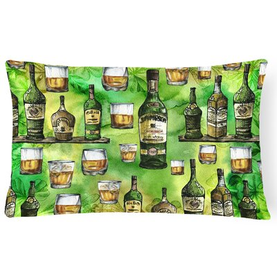 Irish Whiskey Lumbar Pillow