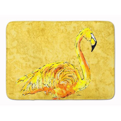 Flamingo Memory Foam Bath Rug