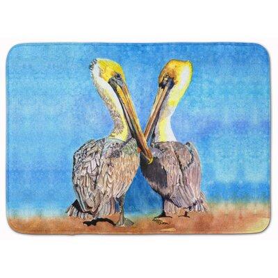 Pelican Memory Foam Bath Rug