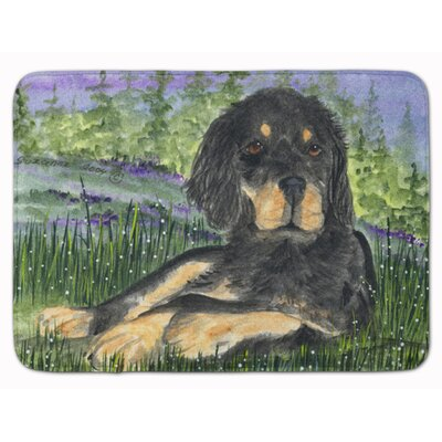 Gordon Setter Memory Foam Bath Rug