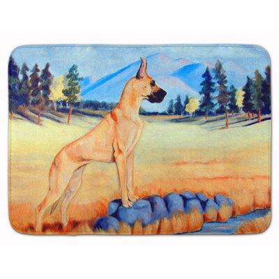 Great Dane Memory Foam Bath Rug