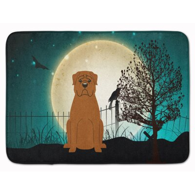 Testa Scary Dogue de Bourdeaux Memory Foam Bath Rug