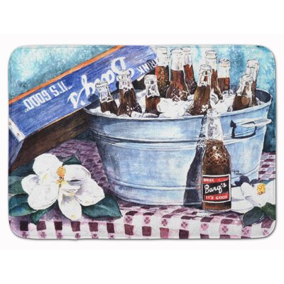 Barqs and Old Washtub Memory Foam Bath Rug