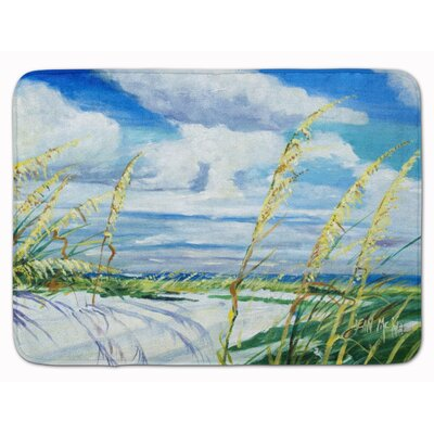 Kirkland Sea Oats Memory Foam Bath Rug