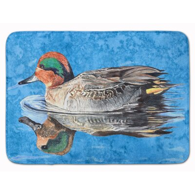 Duck Memory Foam Bath Rug