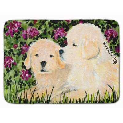 Retriever Memory Foam Bath Rug
