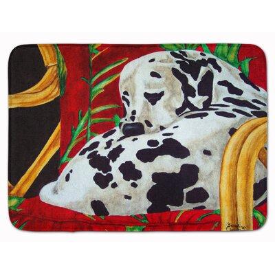 Sunday Nap Dalmatian Memory Foam Bath Rug