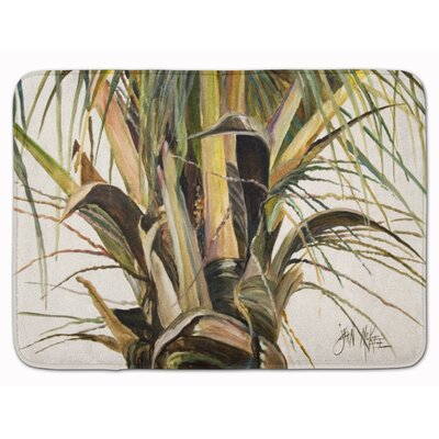 Birger Top Coconut Tree Memory Foam Bath Rug