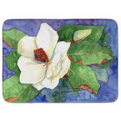 Magnolia Memory Foam Bath Rug