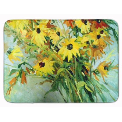 Richfield Wildflower Bouquet Flowers Memory Foam Bath Rug