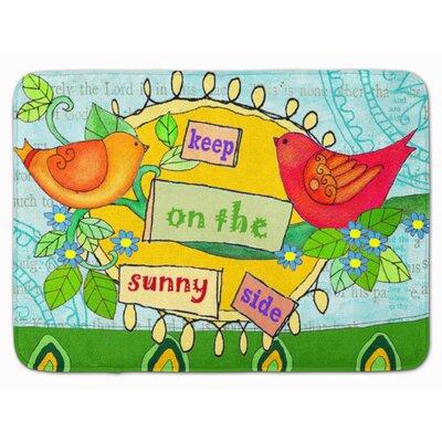 Keep on the Sunny Side Memory Foam Bath Rug