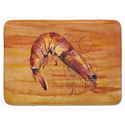 Odin Shrimp Memory Foam Bath Rug