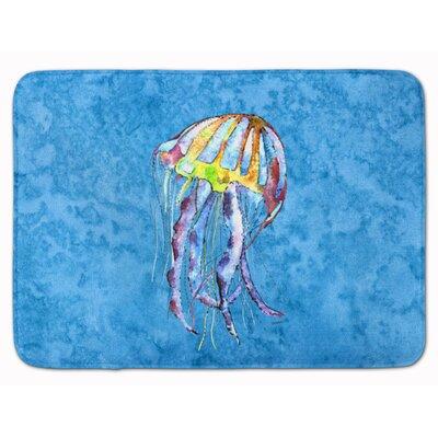 Ansonville Jellyfish Memory Foam Bath Rug