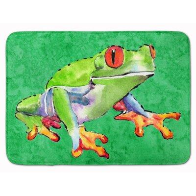 Frog Memory Foam Bath Rug