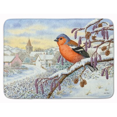 Bullfinch Memory Foam Bath Rug