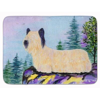 Skye Terrier Memory Foam Bath Rug