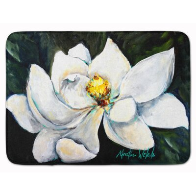 Bachar Magnolia Sweet Memory Foam Bath Rug