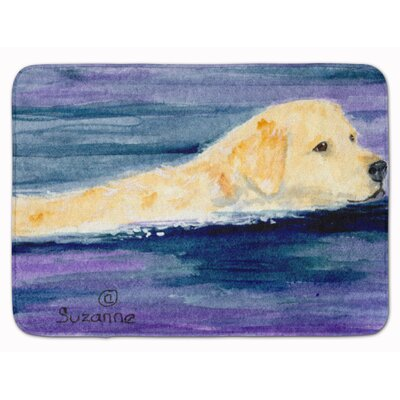 Retriever Dyed Memory Foam Bath Rug