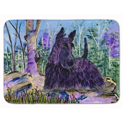Scottish Terrier Memory Foam Bath Rug