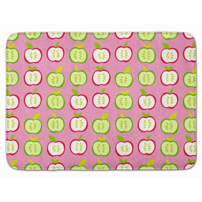 Apple Memory Foam Bath Rug