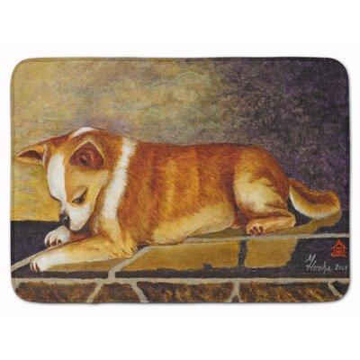 Chihuahua I See Me Memory Foam Bath Rug