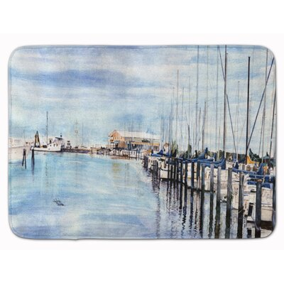 Svenn The Warf Memory Foam Bath Rug