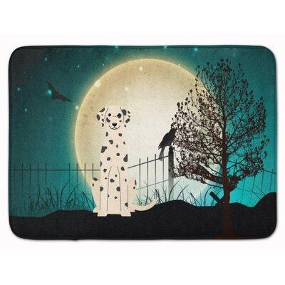 Testa Scary Dalmatian Memory Foam Bath Rug