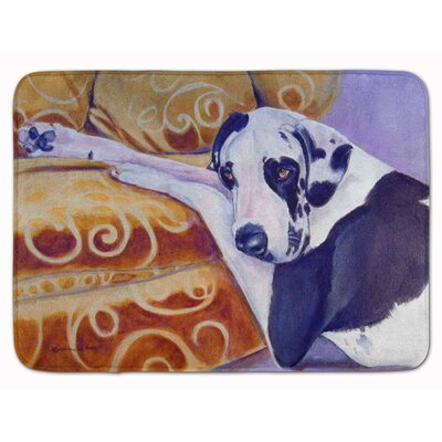 Harlequin Natural Great Dane Memory Foam Bath Rug