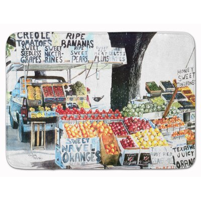 Fruit Stand Memory Foam Bath Rug