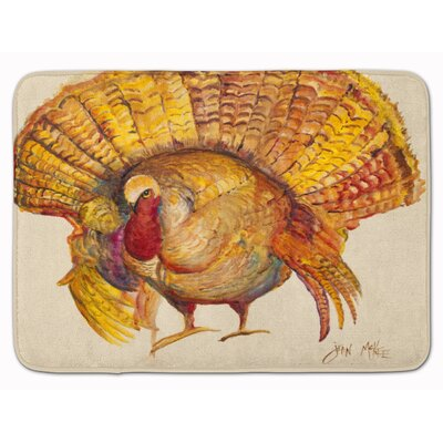 Turkey Memory Foam Bath Rug