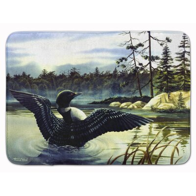 Palladio Loon Country Memory Foam Bath Rug
