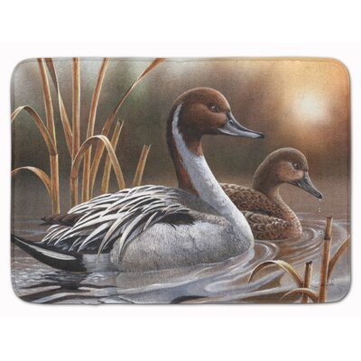 Pintails Memory Foam Bath Rug
