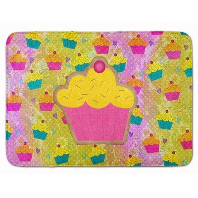Cupcake Memory Foam Bath Rug