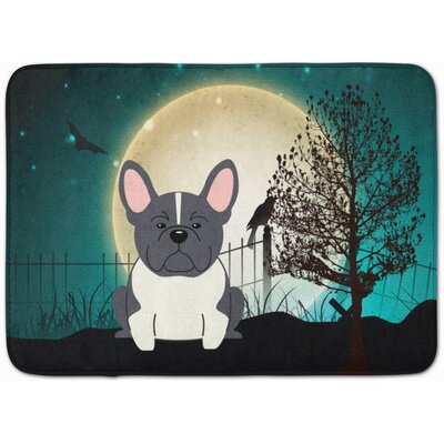 Testa French Bulldog Memory Foam Bath Rug