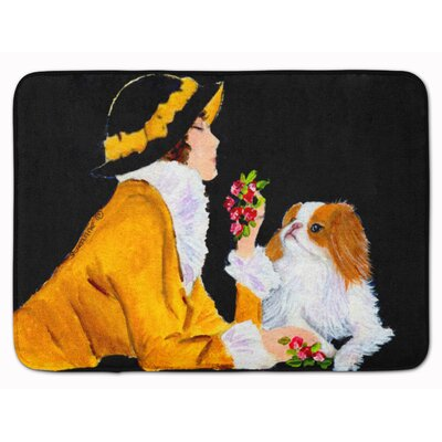 Kenwood Japanese Chin Memory Foam Bath Rug