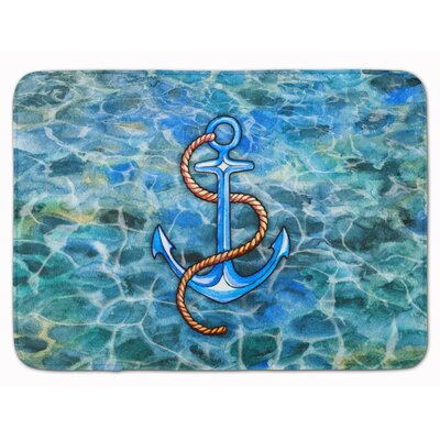 Anchor Memory Foam Bath Rug