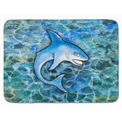Shark Memory Foam Bath Rug