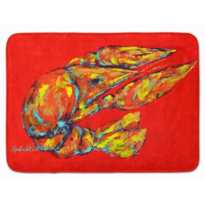Reach for the Claws Memory Foam Bath Rug