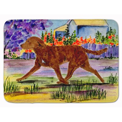 Chesapeake Bay Retriever Memory Foam Bath Rug
