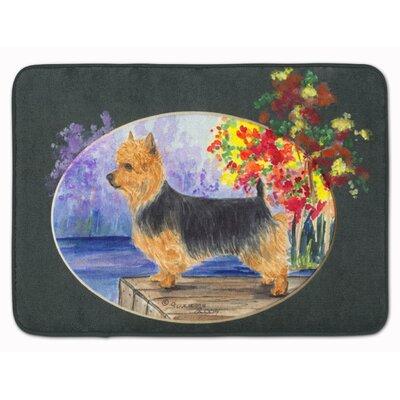 Australian Terrier Memory Foam Bath Rug