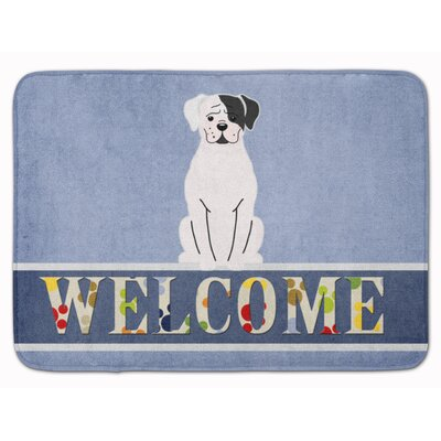 Boxer Cooper Welcome Memory Foam Bath Rug