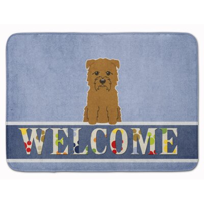 Glen of Imal Welcome Memory Foam Bath Rug