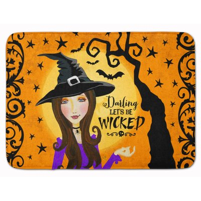 Testa Wicked Witch Memory Foam Bath Rug