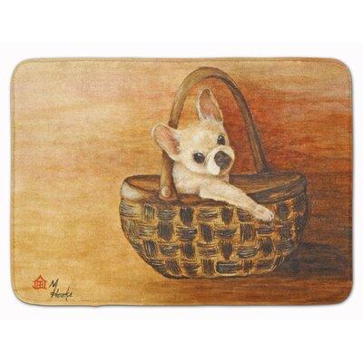 Chihuahua Memory Foam Bath Rug