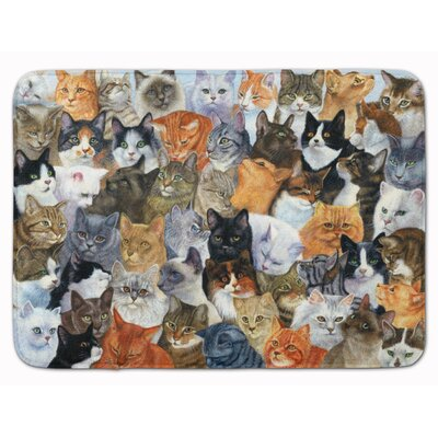 Cat Galore Memory Foam Bath Rug