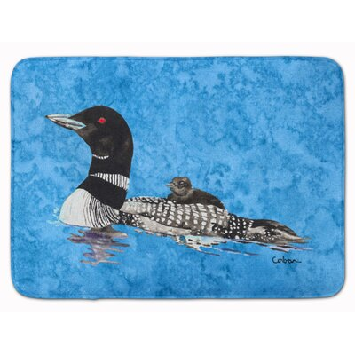 Palladio Loon Momma and Baby Memory Foam Bath Rug