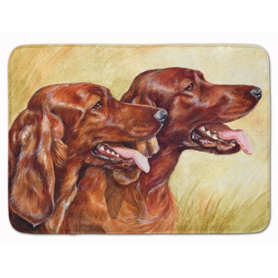 Irish Setter Memory Foam Bath Rug